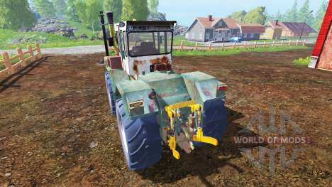 RABA Steiger 245 [bekescsaba] для Farming Simulator 2015