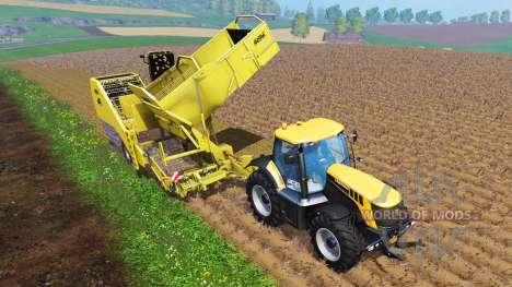 ROPA Keiler 2 для Farming Simulator 2015