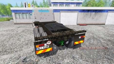 Tatra 148 для Farming Simulator 2015