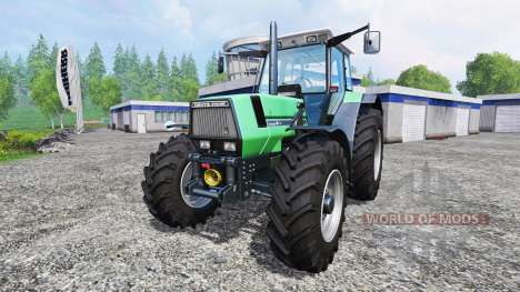 Deutz-Fahr AgroStar 6.31 для Farming Simulator 2015