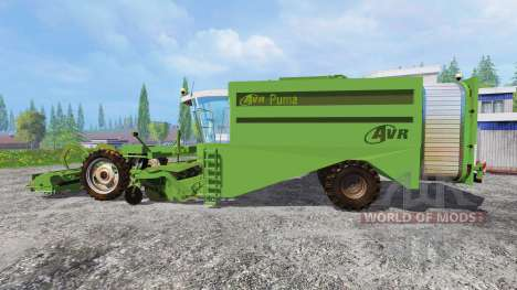 AVR Puma для Farming Simulator 2015