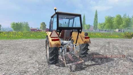 Ursus C-355 Turbo v1.3 для Farming Simulator 2015