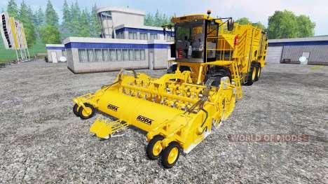 ROPA euro-Tiger V8-3 XL v2.1 для Farming Simulator 2015