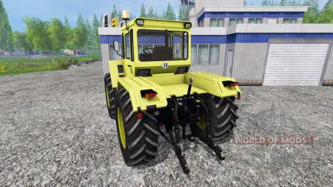 Mercedes-Benz Trac 1300 для Farming Simulator 2015