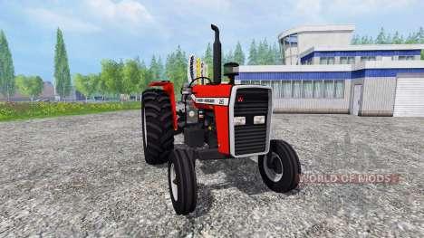 Massey Ferguson 265 для Farming Simulator 2015