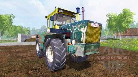 RABA Steiger 245 [henchida] для Farming Simulator 2015