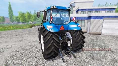 New Holland T8.320 v1.1 для Farming Simulator 2015