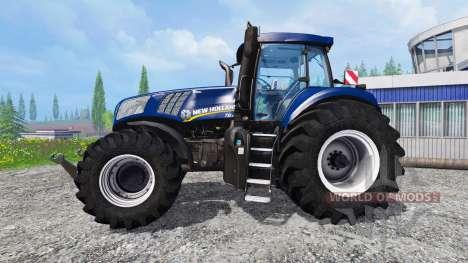 New Holland T8.320 Golden Jubilee для Farming Simulator 2015