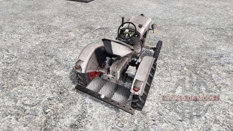 Fahr F22 для Farming Simulator 2015