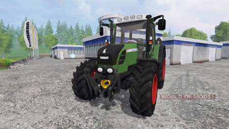 Fendt 312 Vario TMS [washable] для Farming Simulator 2015