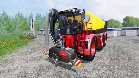 Vredo VT 5518-3 для Farming Simulator 2015