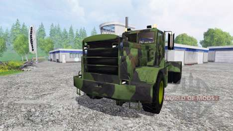 Hayes HDX [camo] для Farming Simulator 2015