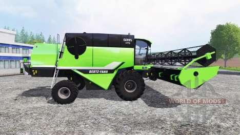 Deutz-Fahr 6095 HTS v1.3 для Farming Simulator 2015