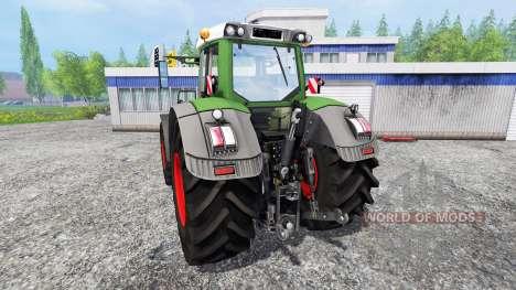 Fendt 939 Vario для Farming Simulator 2015