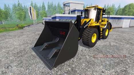 Volvo L180G для Farming Simulator 2015