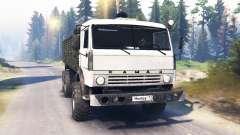КамАЗ-43114 v2.0 для Spin Tires