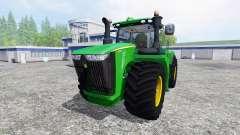 John Deere 9620R [pack] для Farming Simulator 2015