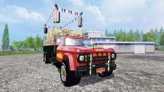 Dodge D700 [partywagen] v1.1
