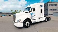 Скин Celadon Trucking на тягач Kenworth для American Truck Simulator