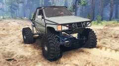 Toyota Hilux Truggy 1984 FSA для Spin Tires