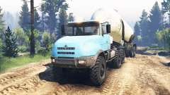 Урал-44202 v2.0 для Spin Tires
