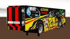 Полуприцеп NASCAR v2.0 для American Truck Simulator