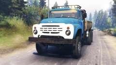 ЗиЛ-133 для Spin Tires