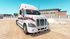 Freightliner Cascadia для American Truck Simulator