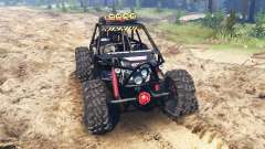 Rock Crawler v2.0 для Spin Tires