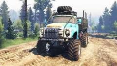 ЗиЛ-165 для Spin Tires