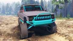 Jeep Grand Cherokee Comanche [pre-runner] для Spin Tires