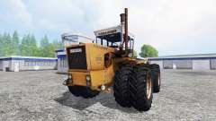 RABA Steiger 250 v4.0