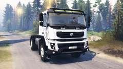 Volvo FMX 400 v2.0 для Spin Tires