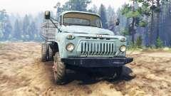 ГАЗ-52 4x4 для Spin Tires