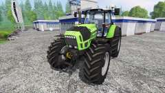 Deutz-Fahr Agrotron X 720 v1.1 для Farming Simulator 2015