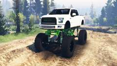 Ford F-150 [zombie edition] v2.0 для Spin Tires