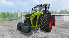 CLAAS Xerion 5000 [washable]