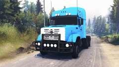 ЗиЛ-4331 6x6 для Spin Tires