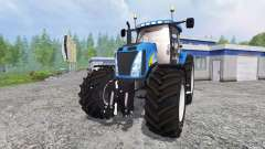 New Holland T8020 v2.2