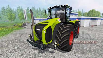 CLAAS Xerion 5000 v2.0 для Farming Simulator 2015