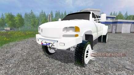 GMC Sierra 3500HD 2006 для Farming Simulator 2015