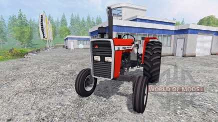 Massey Ferguson 265 v2.0 для Farming Simulator 2015