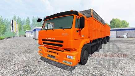 КамАЗ-65117 для Farming Simulator 2015