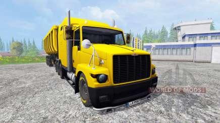 ГАЗ Титан v4.0 для Farming Simulator 2015