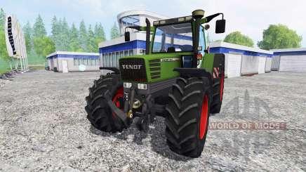 Fendt Favorit 515C [washable] v3.0 для Farming Simulator 2015