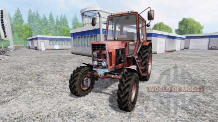 МТЗ-82 v3.0 для Farming Simulator 2015
