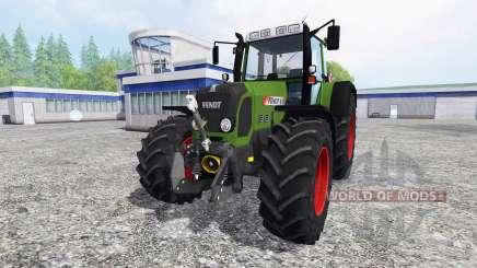 Fendt 818 Vario TMS для Farming Simulator 2015