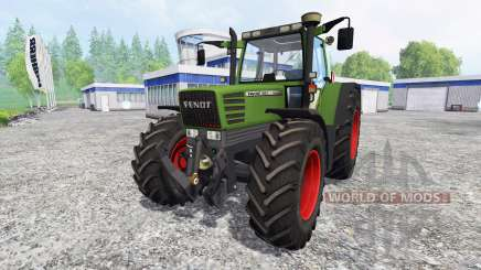 Fendt Favorit 512 v2.0 для Farming Simulator 2015