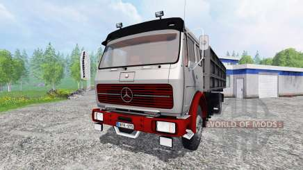 Mercedes-Benz NG 1632 для Farming Simulator 2015