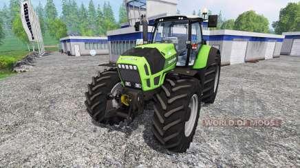 Deutz-Fahr Agrotron X 720 v1.1 для Farming Simulator 2015